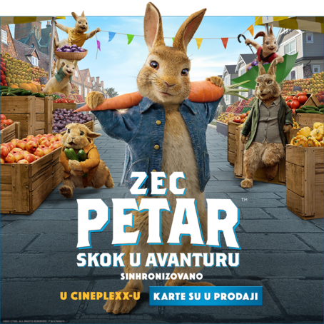Repertoar Cineplexx Niš bioskopa