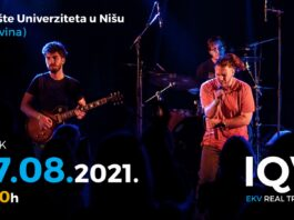 IQV - EKV tribute band
