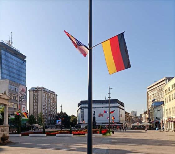 nemačke zastave