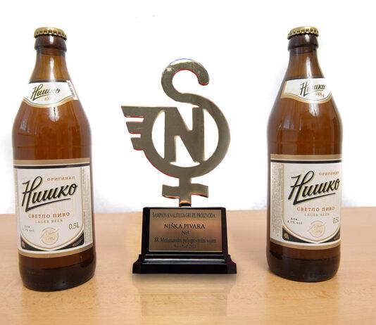 Šamipon kvaliteta - Niško pivo
